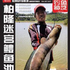《钓鱼秘笈》电子杂志十月份(2017)