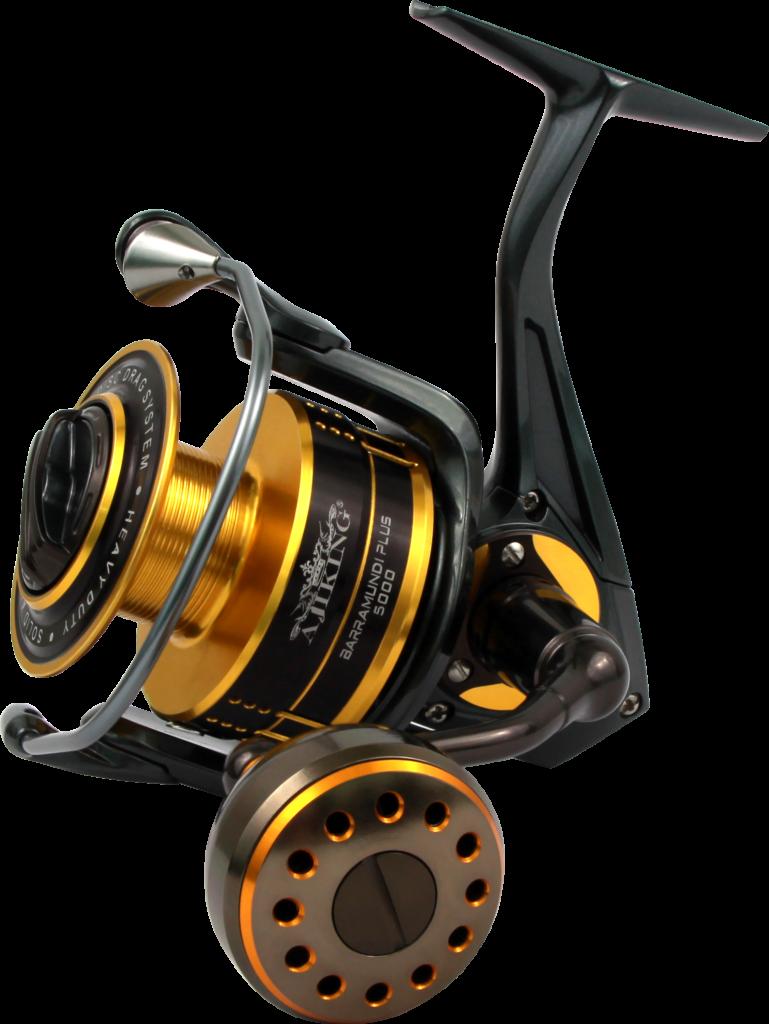 Ajiking Barramundi Plus 渔轮